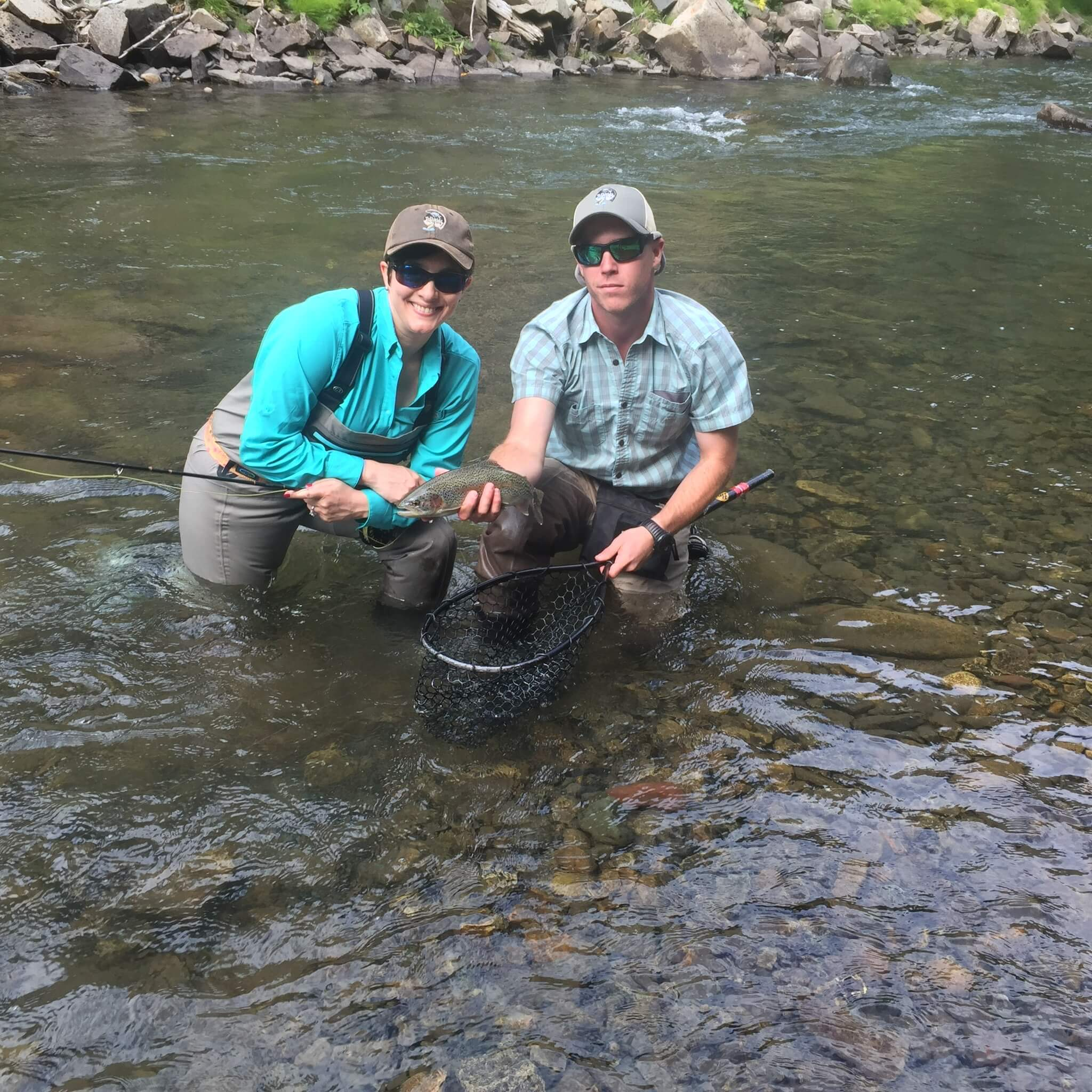 Getting the most out of your guided trip the couture fly for Telluride fly fishing